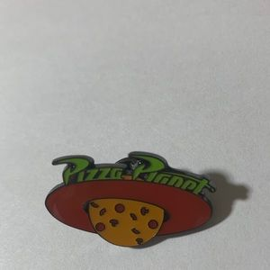 Disney Pizza Planet Logo Pin